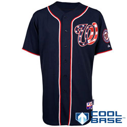 Nats holiday jersey
