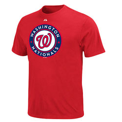 Nats logo t-shirt