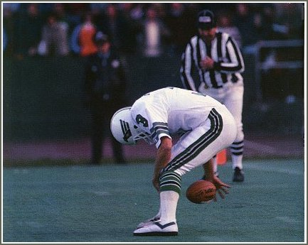 Washington Federals Punter