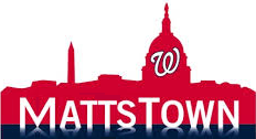 MattsTown - Washington Nationals - Matt Williams