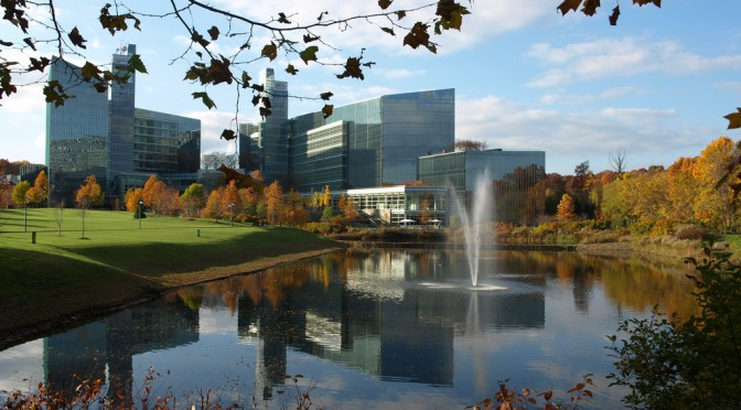 gannett-headquarters-in-autumn-by-wfyurasko