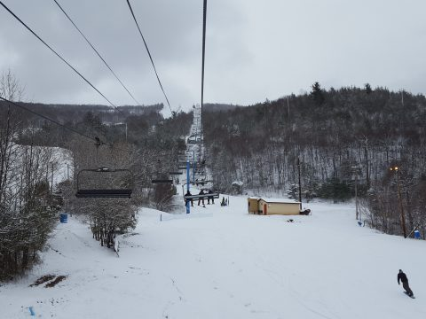 Blue Mountain Ski Resort, Palmerton, Pa.