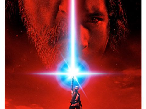 Star Wars: The Last Jedi poster and teaser