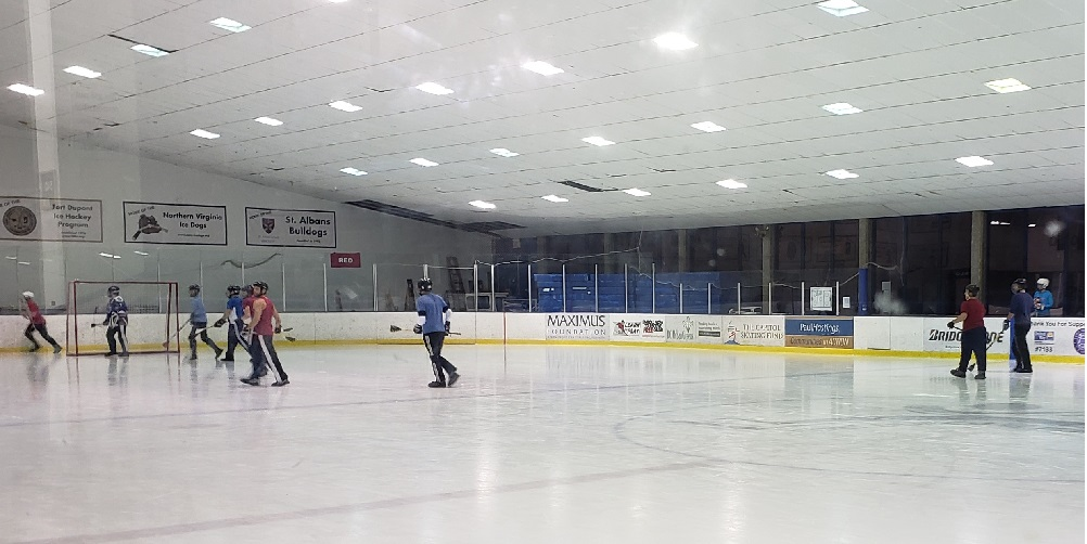 DC Broomball