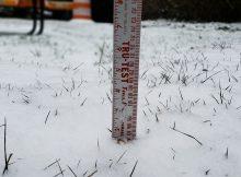 Crystal City, Arlington, Va. snowfall total for February 1, 2019 - 1.25 inches