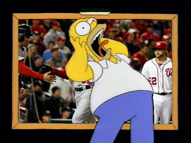 Looking at it makes you go mad - video of every Washington Nationals playoff series