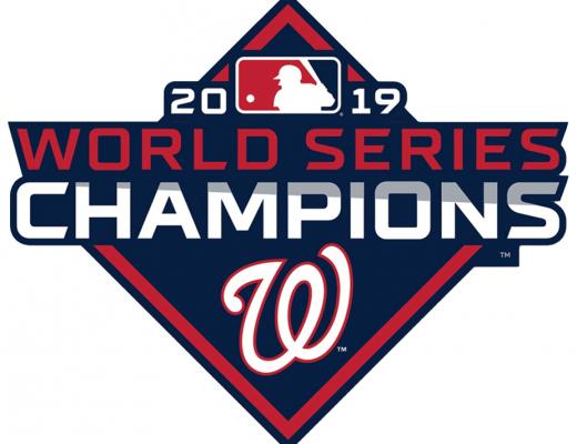 2019 World Series Champions - Washington Naitonals