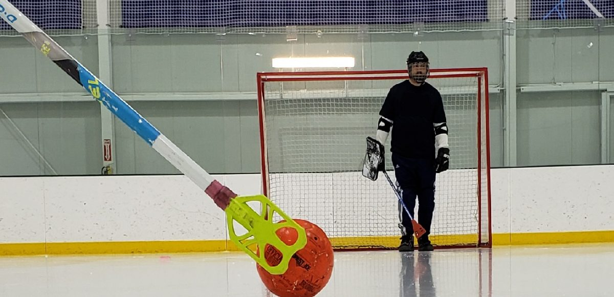 Find out where to play broomball around Washington, D.C. area in Fall 2019