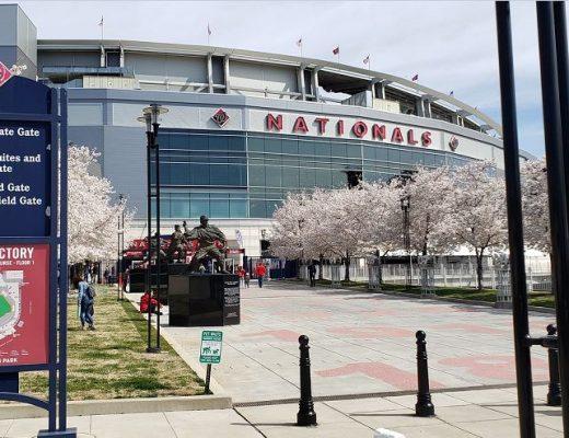 Nationals Park, Washington, D.C. Opening Day 2019