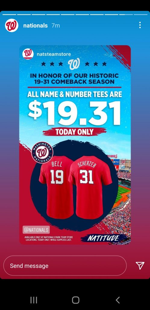 Nats need to move on from 19-31