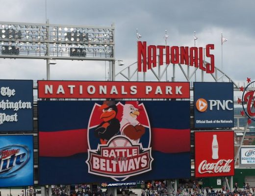 Washington Nationals win DC edition of Battle of the Beltways with a sweep over the cowardly, Baltimore Orioles