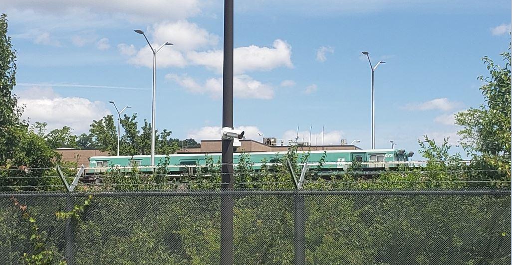 WMATA GV01- Metro's green track geometry car
